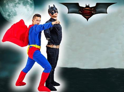 Festa compleanno supereroi