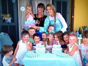 Feste-di-compleanno Frozen