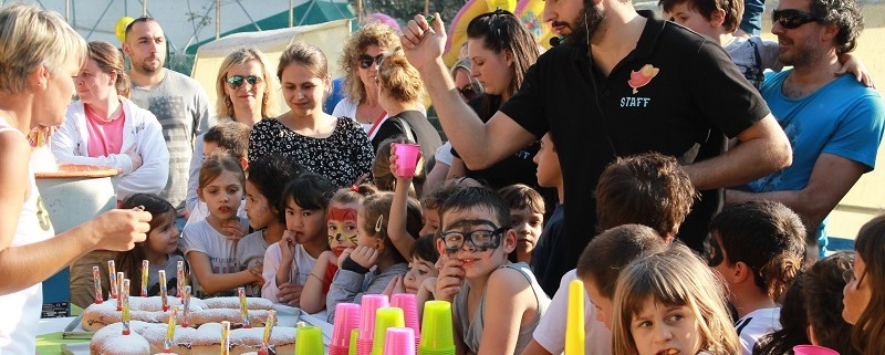 intrattenimento bambini matrimonio idee animazione cerimonie