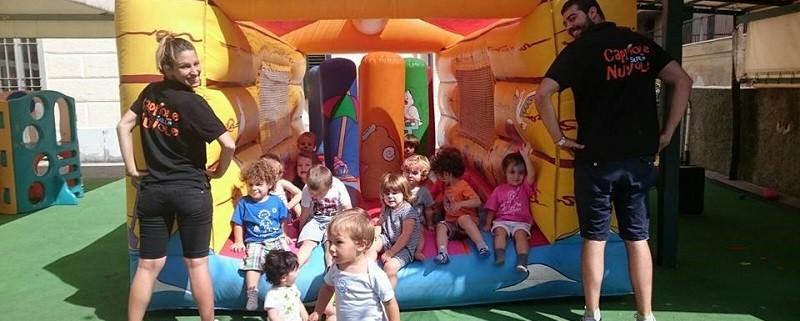 compleanno gonfiabili bambini noleggio festa