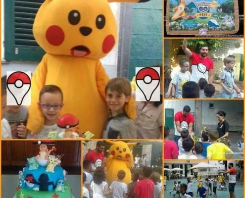 festa inizio scuola bambini animatori