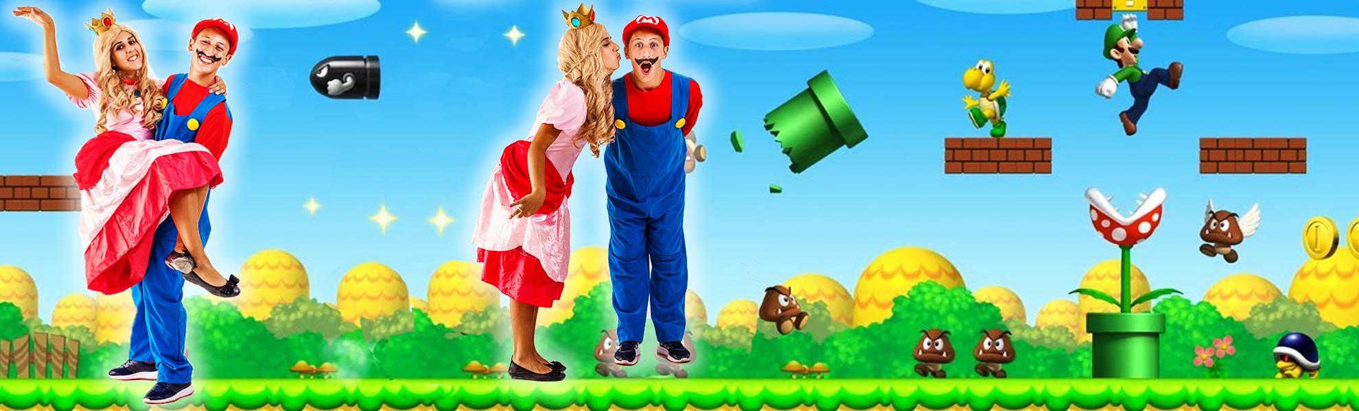 Festa compleanno Super Mario