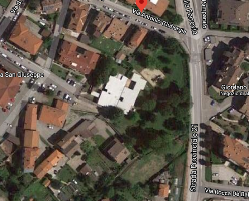 Parco Giubergia Cuneo borgo san giuseppe location aperto giardini pubblici
